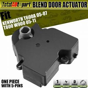 Ac Heater Control Valve Actuator For Kenworth T600a T800