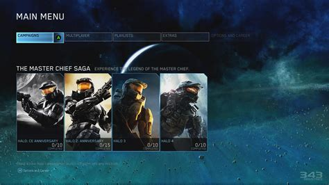Halo The Master Chief Collection Games Halo