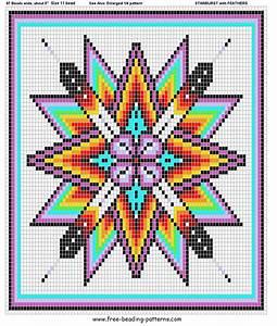 Native American Beadwork Designs | Medicine Bags Free ...