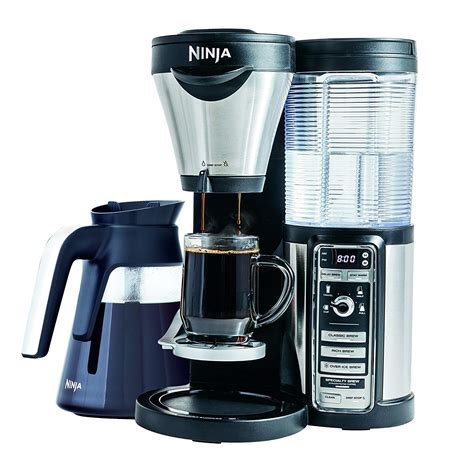 From a small batch to a full carafe, classic or rich strength Best ninja coffee maker coffee filters - Kitchen Smarter