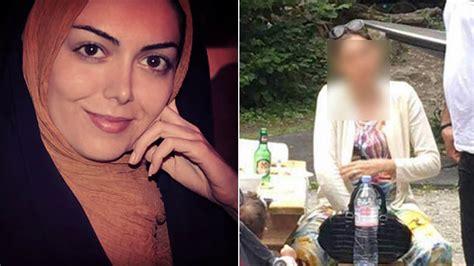 تصاویر لو رفته بدون حجاب آزاده نامداری در سوئیس عکس و فیلم