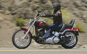 1997 Harley Davidson Fxstc Softail Custom Motorcycle For Sale