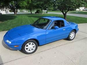 No Reserve  Mariner Blue 1990 Mazda Miata  U2013 Groosh U0026 39 S Garage