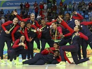 Rio Olympics 2016: USA women's basketball team rout Spain ...
