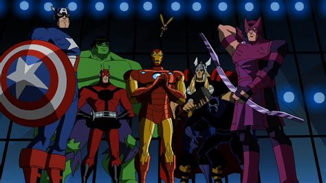 How The Avengers Cartoon Influenced The Marvel Cinematic