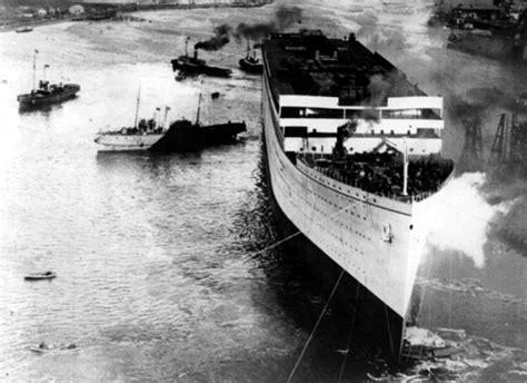Ligplaats Titanic by Re Actueel Scheepvaartnieuws