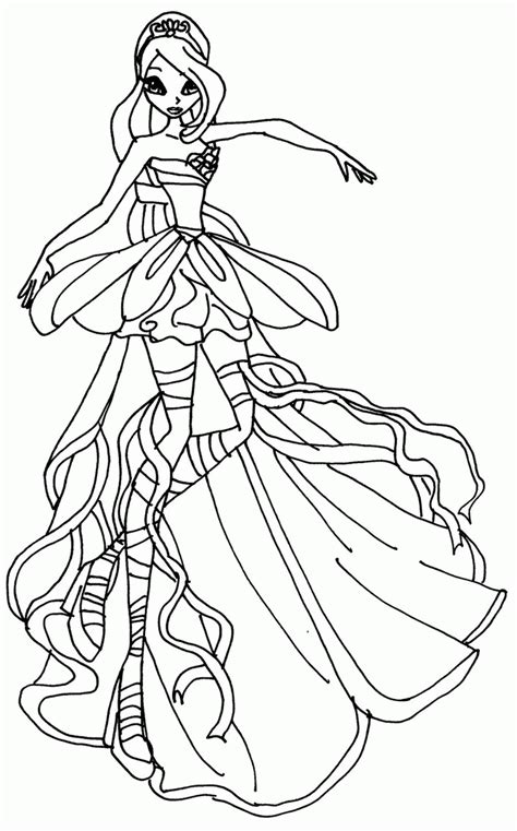 a z coloring pages winks printable coloring pages az coloring pages