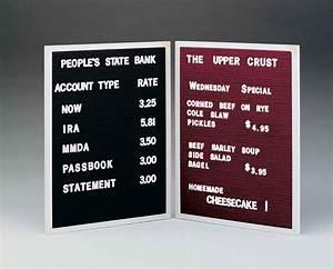 letter board sign letter of recommendation With vintage letter board