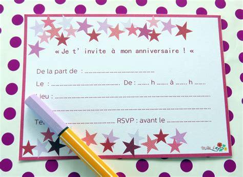 Invitation Anniversaire Texte 6 Ans