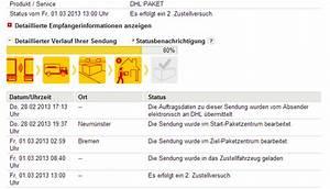Ups Zustellung Verpasst : dhl zustellversuch noch am selben tag paket ~ Watch28wear.com Haus und Dekorationen
