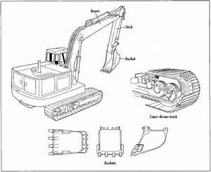 Bobcat Excavator Parts Diagram