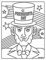 Presidents Coloring Printable Lincoln Worksheets Abraham Hat Worksheet Fractions Complex Numbers Number Math Coloringbook Template Word sketch template