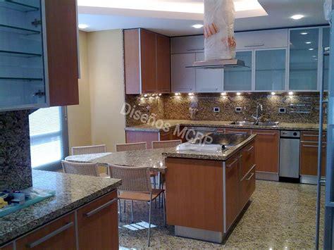 cocina de diseno acabado laminado decorativo tope de