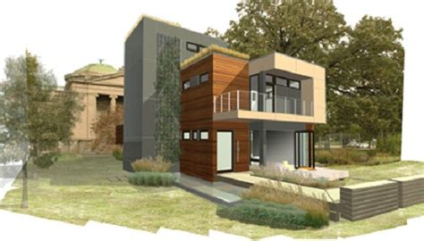 Passive And Active Features In Green Building Architecture
