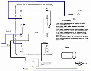 Omron Timer Relay Wiring Diagram