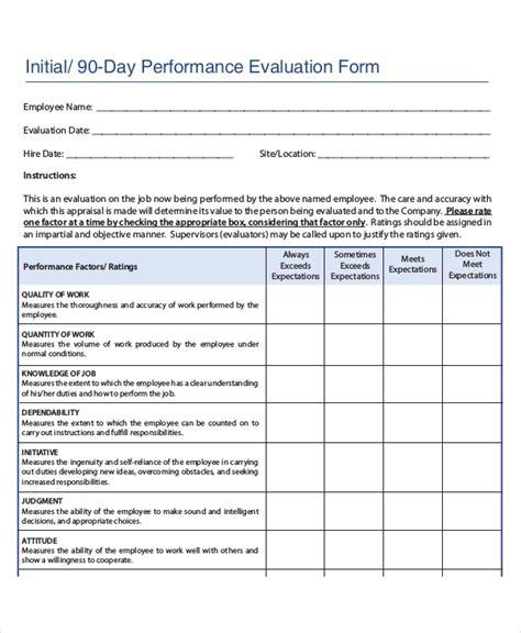 Employee Review Template Employee Review Template Tryprodermagenix Org