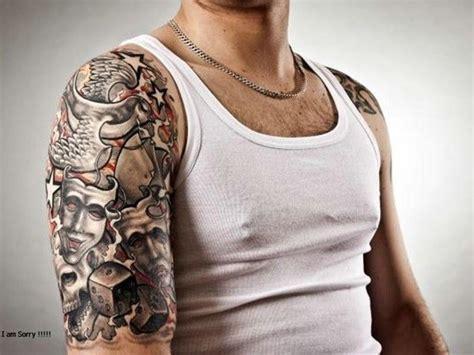 sleeve tattoo design  men  women