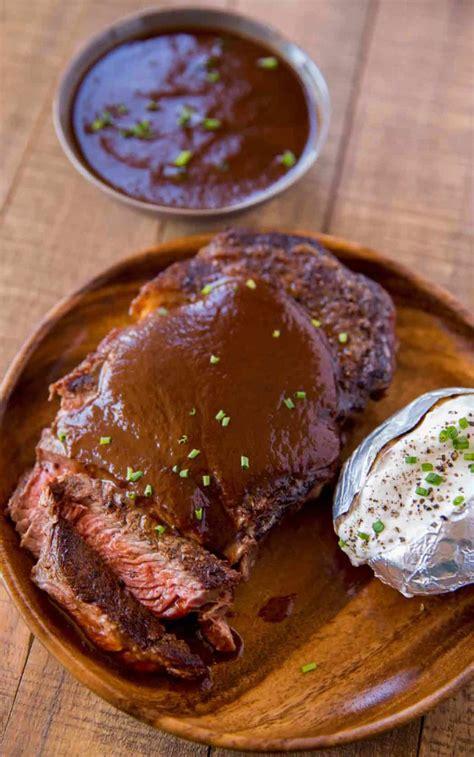 steak sauce copycat dinner  dessert