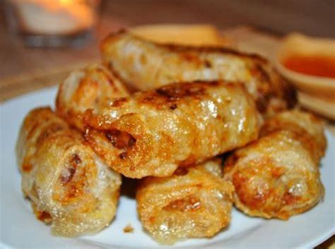 recette de cuisine avec des crevettes recettes nems crevettes