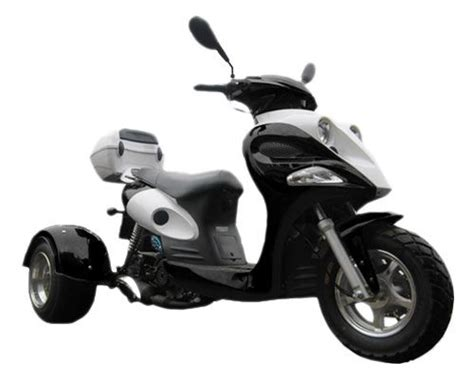 Kruiser Karts by Ice Bear Ace 50s12 Trike Scooter Choose From A Variety Of