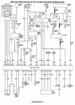 Wiring Diagram For 1994 Chevy Silverado Moleculardiagram Enotecaombrerosse It