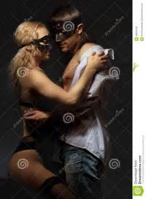 masquerade masks couples mysterious royalty free stock images image 30918199