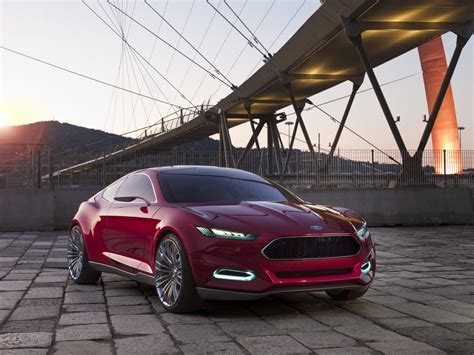 ford evos concept wallpapers hd drivespark