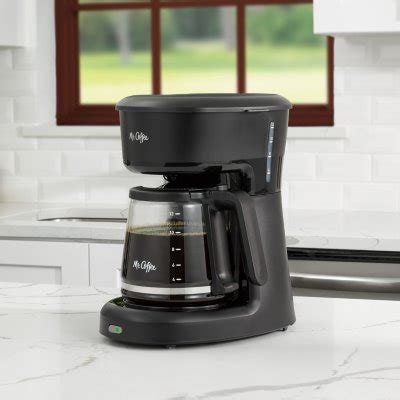 You must have a look at mr. Mr. Coffee® 12-Cup Switch Coffeemaker