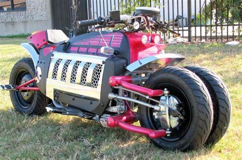 Dodge Tomahawk V10 Motorbike