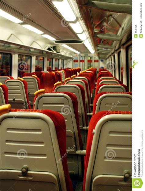 modern train carriage stock image image