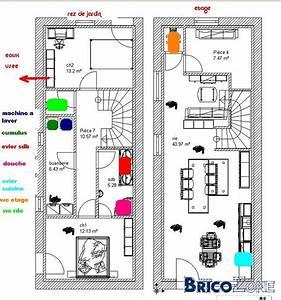 Evacuation Eaux Usees Maison Individuelle : plan vacuation eaux us es maison segu maison ~ Dailycaller-alerts.com Idées de Décoration
