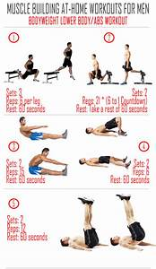 At Home Workouts For Men  Musclebuilding Visit My Site  S     Fightfourhealth Com