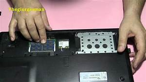 How to change HDD with SSD on Asus laptop - YouTube