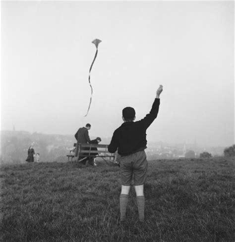 boy flies  kite   summit  parliament hill