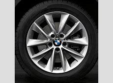 ShopBMWUSAcom BMW V SPOKE 307 COLD WEATHER WHEEL AND