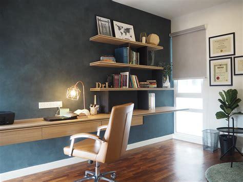modern study work room  meridian