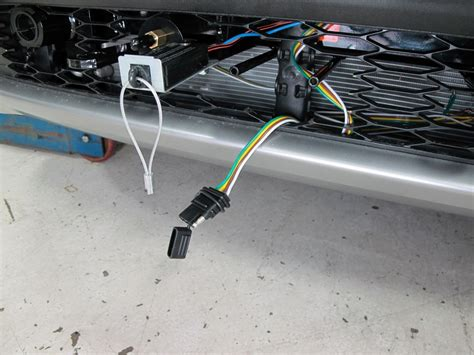2007 Ford Edge Trailer Wiring by 2007 Ford Edge Tow Bar Wiring Roadmaster