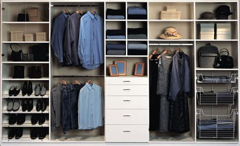 what you need to to custom closets installed in