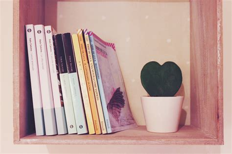 libreria personale come creare una libreria originale colorata e personale