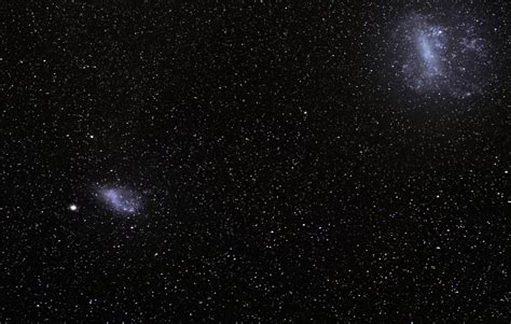 #Large #& #Small #Magellanic #Cloud #Facts