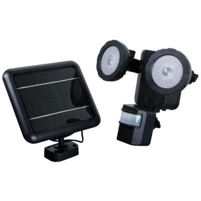 xepa 600 lumen 160 degree outdoor motion activated solar