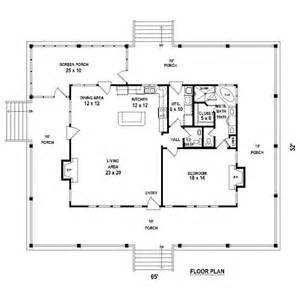 pictures one floor house plans with wrap around porch one bedroom 1 5 bath cabin with wrap around porch and