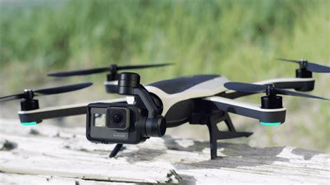 le drone karma de gopro au banc dessai camera sport