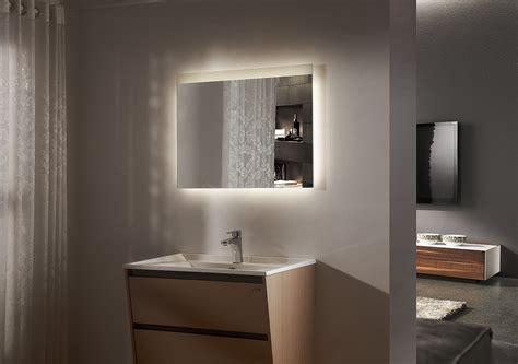 Jackeline Backlit Led Bathroom Mirror