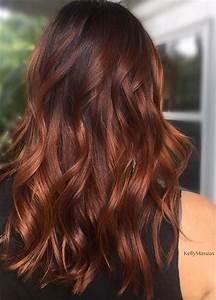 Ombré Hair Auburn : best 25 broux hair ideas on pinterest lob de balayage balayage auburn and balayage auburn ~ Dode.kayakingforconservation.com Idées de Décoration