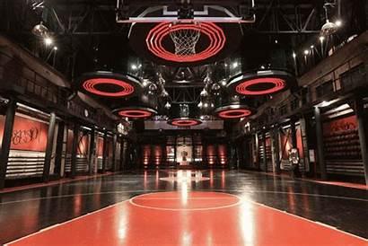 Nike Interactive Basketball Training Centre Court Behance
