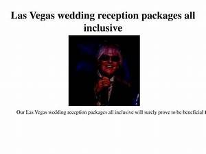 Ppt wedding receptions on the las vegas strip powerpoint for Vegas wedding packages all inclusive