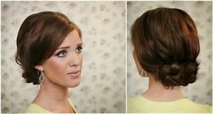 Coiffure Pour Noel : coiffure mariage simple et chic ~ Nature-et-papiers.com Idées de Décoration