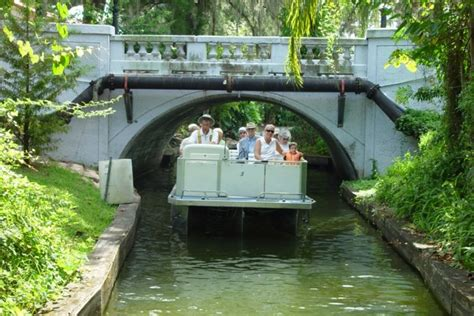 Winter Park Boat Ride by Winter Park Scenic Boat Ride Orlando Attractions Review