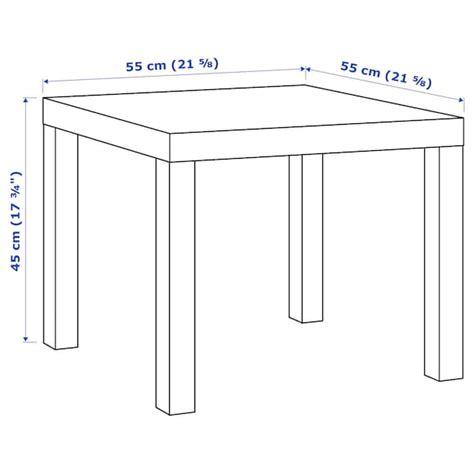 "Ikea lack coffee table dimensions. LACK Side table, black, 22x22"" - IKEA"
